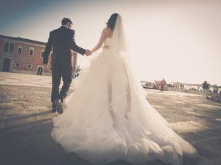 Le nozze di Julia e Mattia