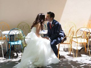 Le nozze di Laura e Ciro 1