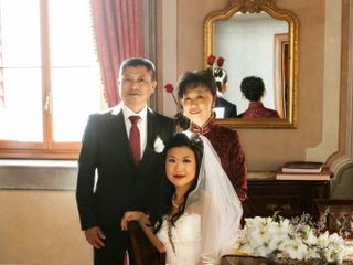le nozze di Xiwei e Andrea 2