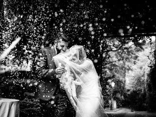 Le nozze di Patrizia e Diego