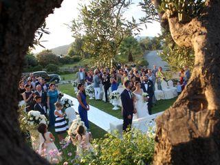 Le nozze di Jessica e Domenico 1