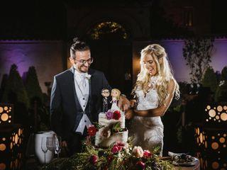 Le nozze di Caterina e Claudio