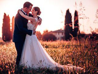 Le nozze di Matteo e Silvia