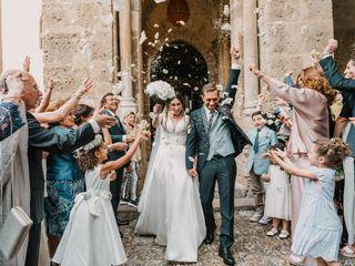 Le nozze di Angelo e Fabrizia
