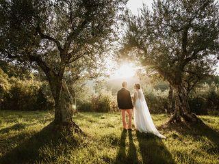 Le nozze di Suzanne e Adam
