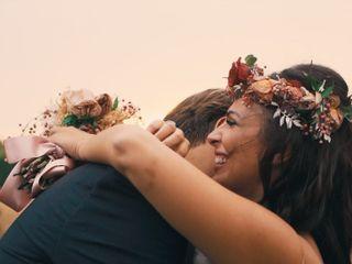 Le nozze di Luciana e Francesco