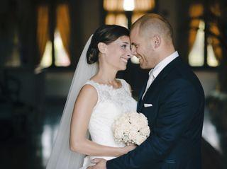 Le nozze di Elena e Diego