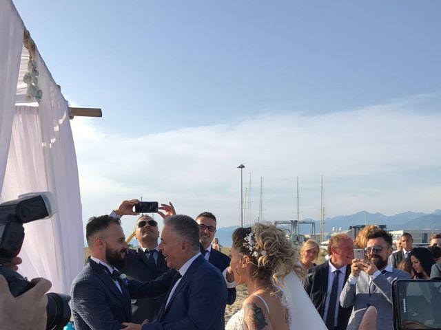 Il matrimonio di Denny e Alice a Viareggio, Lucca 3