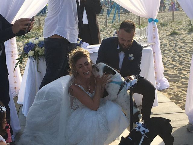 Il matrimonio di Denny e Alice a Viareggio, Lucca 8
