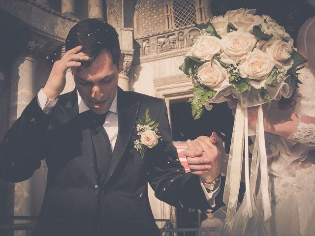 Il matrimonio di Mattia e Julia a Venezia, Venezia 23