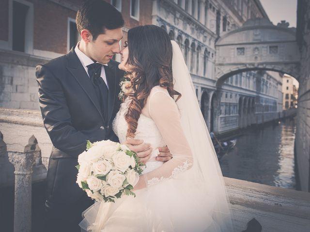 Il matrimonio di Mattia e Julia a Venezia, Venezia 24