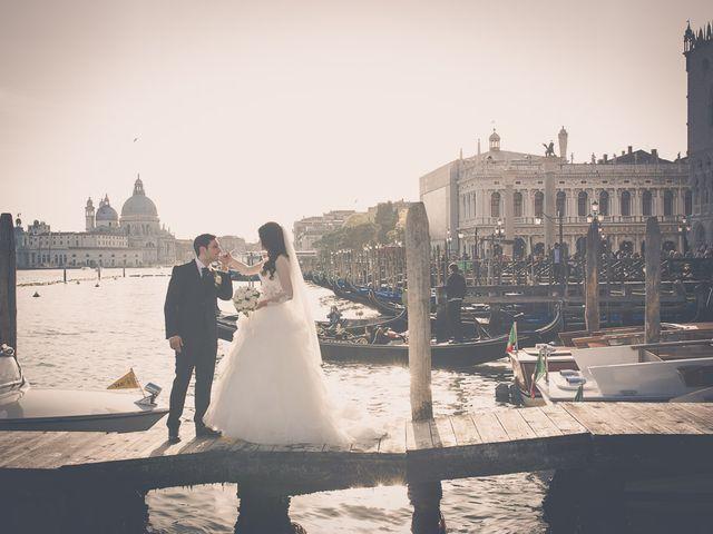 Il matrimonio di Mattia e Julia a Venezia, Venezia 28