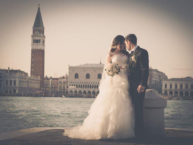 Il matrimonio di Mattia e Julia a Venezia, Venezia 30
