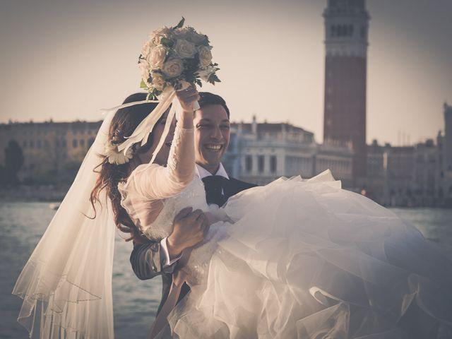 Il matrimonio di Mattia e Julia a Venezia, Venezia 31