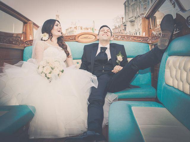 Il matrimonio di Mattia e Julia a Venezia, Venezia 32