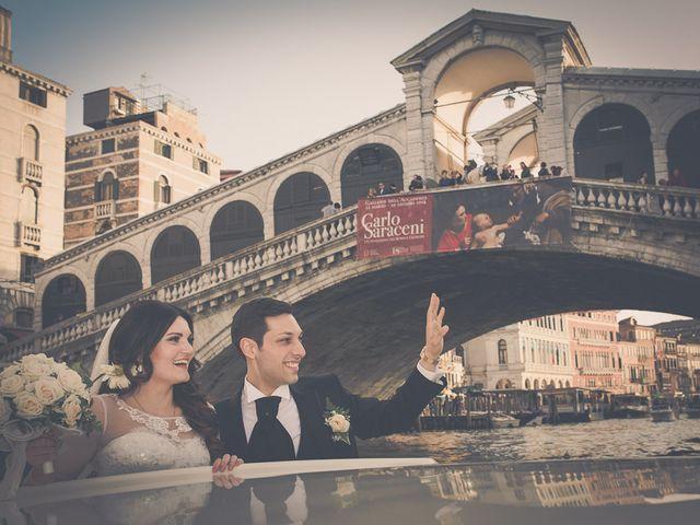 Il matrimonio di Mattia e Julia a Venezia, Venezia 33