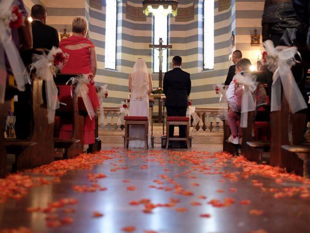 Il matrimonio di Salvatore e Larisa a Orvieto, Terni 8
