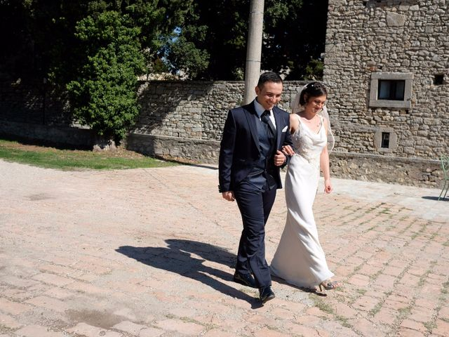 Il matrimonio di Salvatore e Larisa a Orvieto, Terni 12