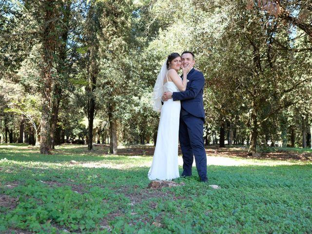 Il matrimonio di Salvatore e Larisa a Orvieto, Terni 13