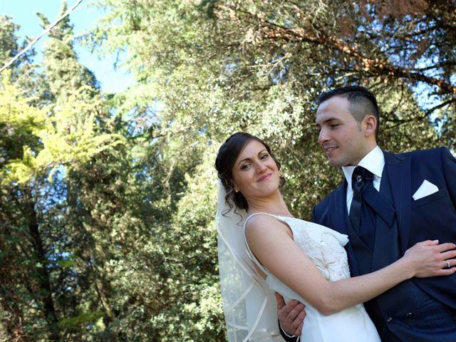 Il matrimonio di Salvatore e Larisa a Orvieto, Terni 1