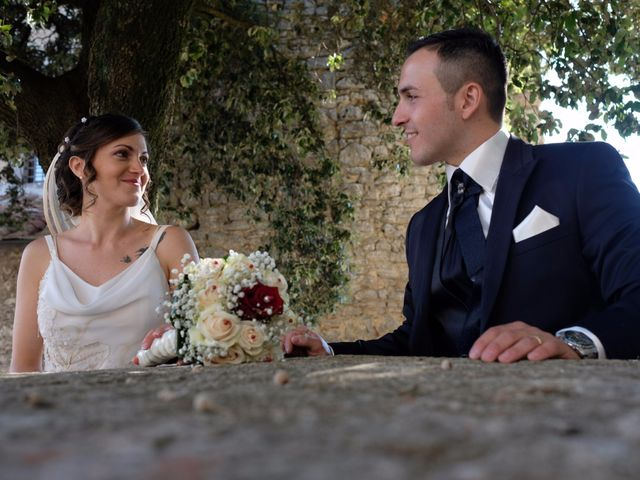 le nozze di Larisa e Salvatore