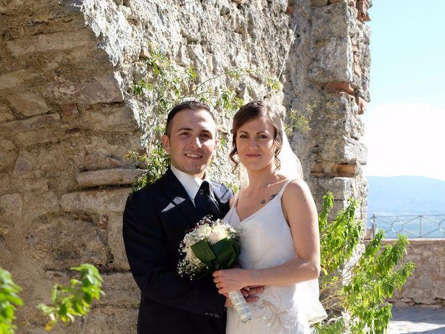 Il matrimonio di Salvatore e Larisa a Orvieto, Terni 16