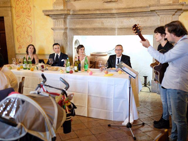 Il matrimonio di Salvatore e Larisa a Orvieto, Terni 20