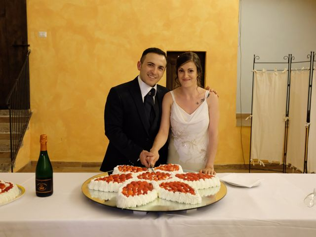 Il matrimonio di Salvatore e Larisa a Orvieto, Terni 24