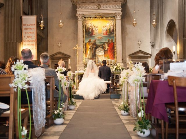 Il matrimonio di Francesco e Francesca a Prato, Prato 40