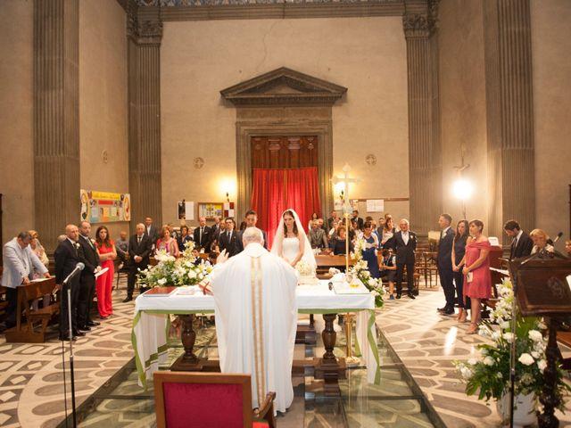 Il matrimonio di Francesco e Francesca a Prato, Prato 42