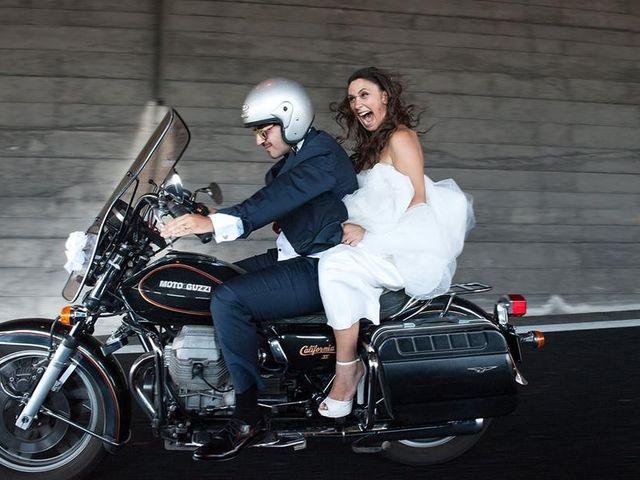 Le nozze di Laura e Ciro