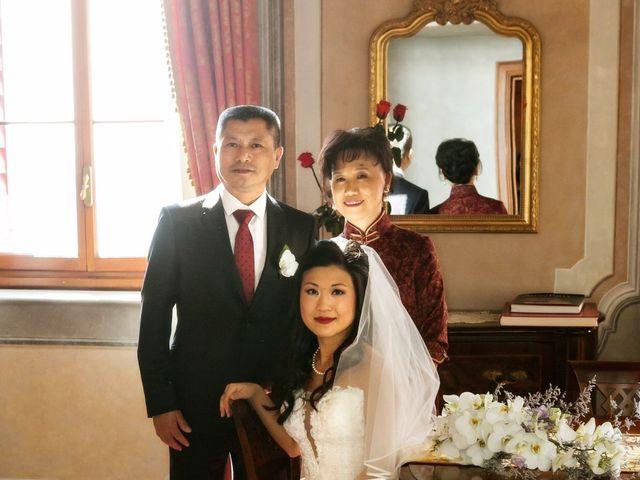 Il matrimonio di Andrea e Xiwei a Cison di Valmarino, Treviso 3