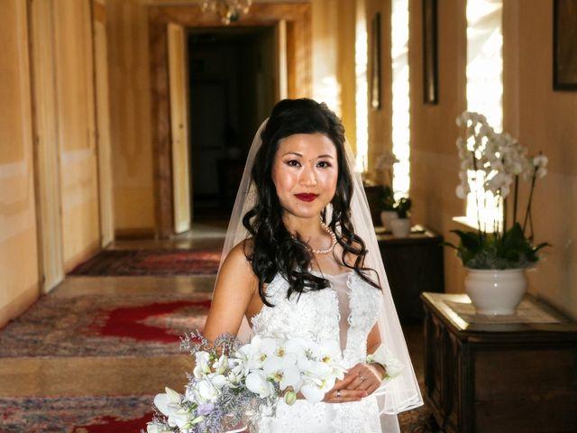 Il matrimonio di Andrea e Xiwei a Cison di Valmarino, Treviso 4