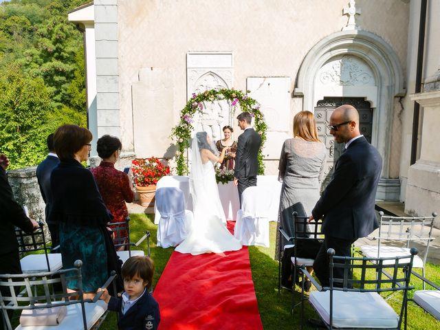 Il matrimonio di Andrea e Xiwei a Cison di Valmarino, Treviso 7