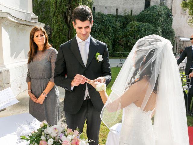 Il matrimonio di Andrea e Xiwei a Cison di Valmarino, Treviso 8