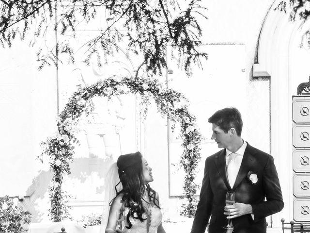 Il matrimonio di Andrea e Xiwei a Cison di Valmarino, Treviso 12