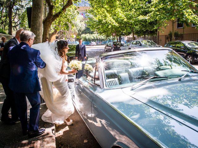 Il matrimonio di Francesco e Viviana a Cesano Boscone, Milano 1