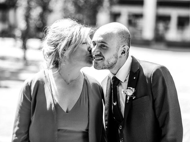 Il matrimonio di Francesco e Viviana a Cesano Boscone, Milano 10