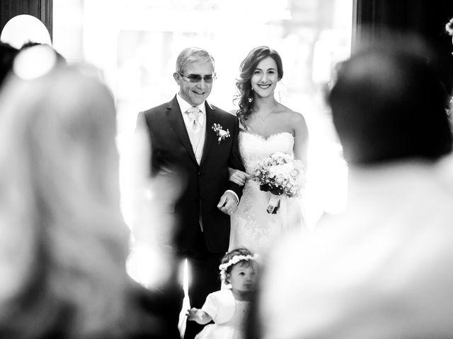 Il matrimonio di Francesco e Viviana a Cesano Boscone, Milano 14