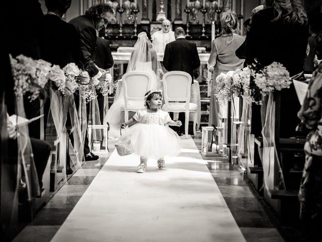 Il matrimonio di Francesco e Viviana a Cesano Boscone, Milano 16