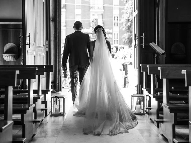 Il matrimonio di Francesco e Viviana a Cesano Boscone, Milano 20
