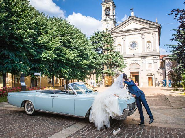 Il matrimonio di Francesco e Viviana a Cesano Boscone, Milano 23