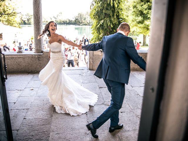 Il matrimonio di Francesco e Viviana a Cesano Boscone, Milano 24