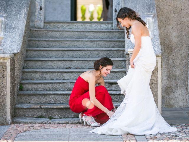 Il matrimonio di Francesco e Viviana a Cesano Boscone, Milano 26