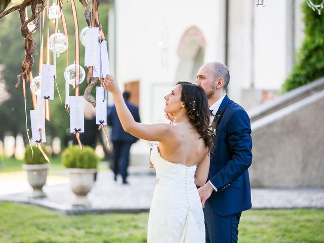 Il matrimonio di Francesco e Viviana a Cesano Boscone, Milano 31