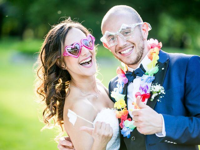 Il matrimonio di Francesco e Viviana a Cesano Boscone, Milano 35