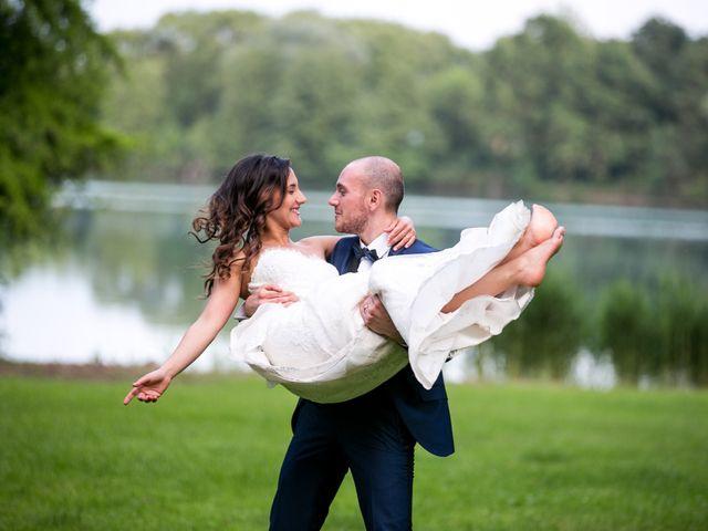 Il matrimonio di Francesco e Viviana a Cesano Boscone, Milano 40