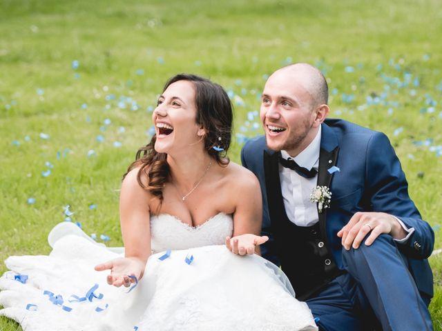 Il matrimonio di Francesco e Viviana a Cesano Boscone, Milano 41
