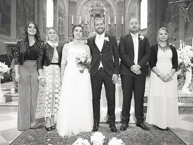 Il matrimonio di Dario e Chiara a Cremona, Cremona 58