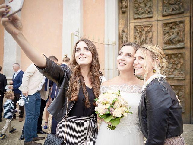 Il matrimonio di Dario e Chiara a Cremona, Cremona 71